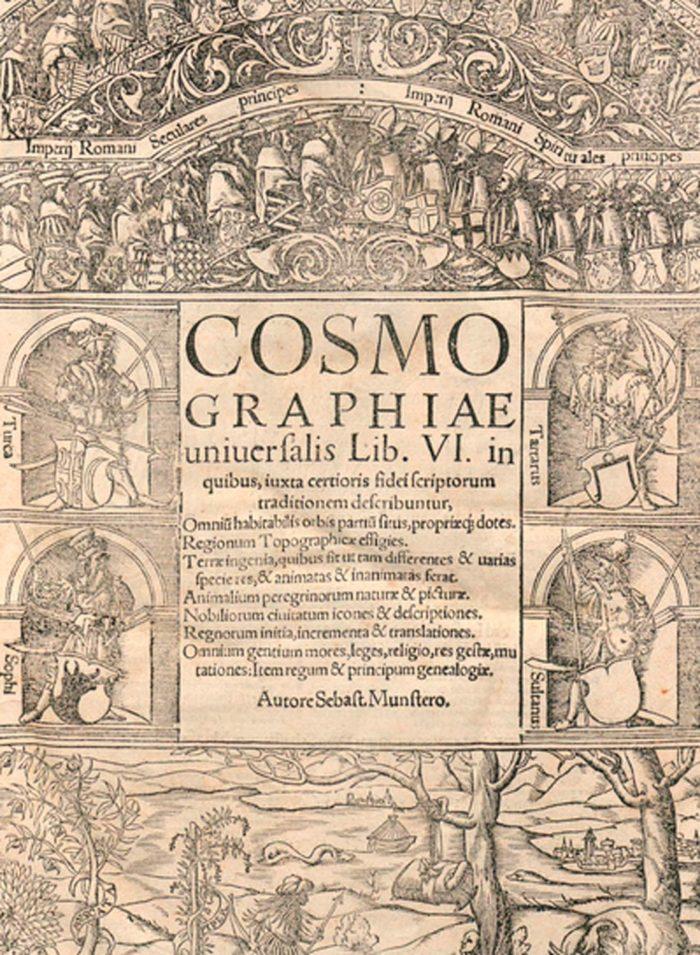 cosmographia uviversalis