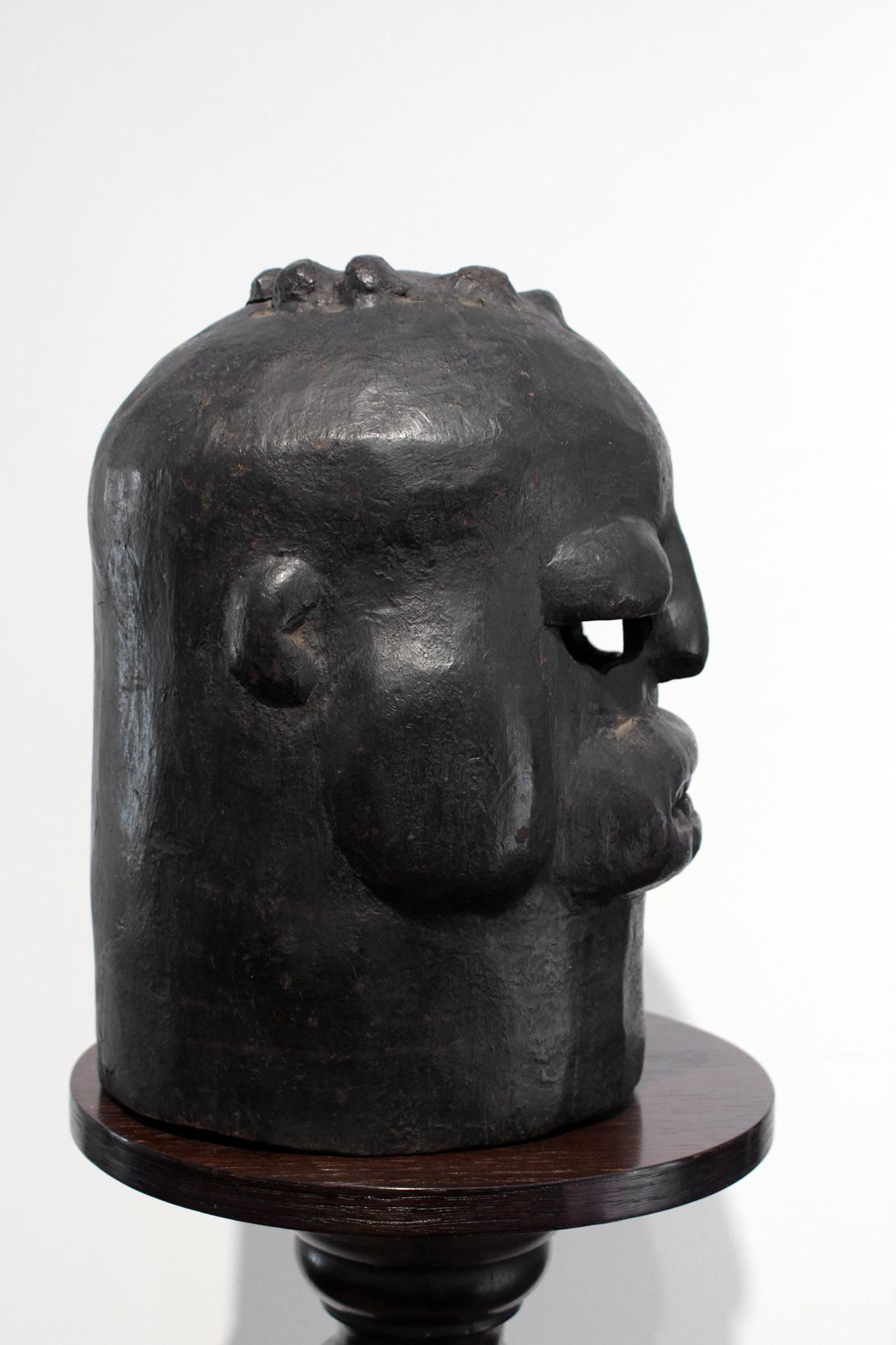 africká maska nigérie