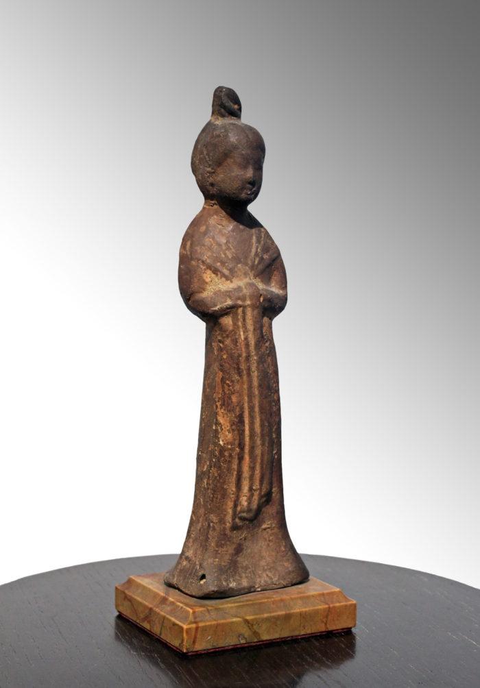 hrobová soška čína dynastie tchang
