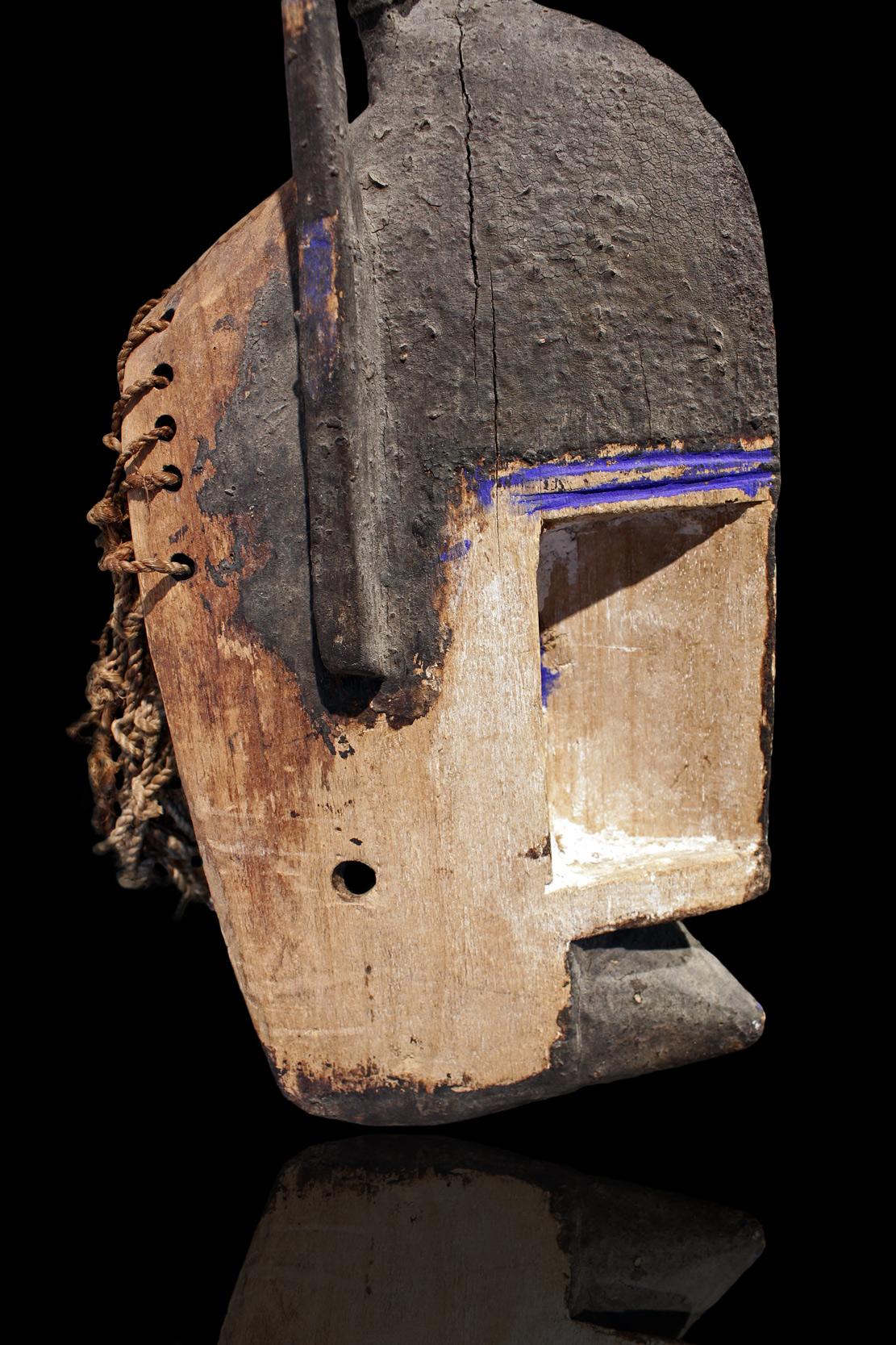 Africká maska, Dogoni, Mali - detail2