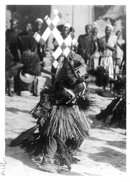 maska dogon afrika
