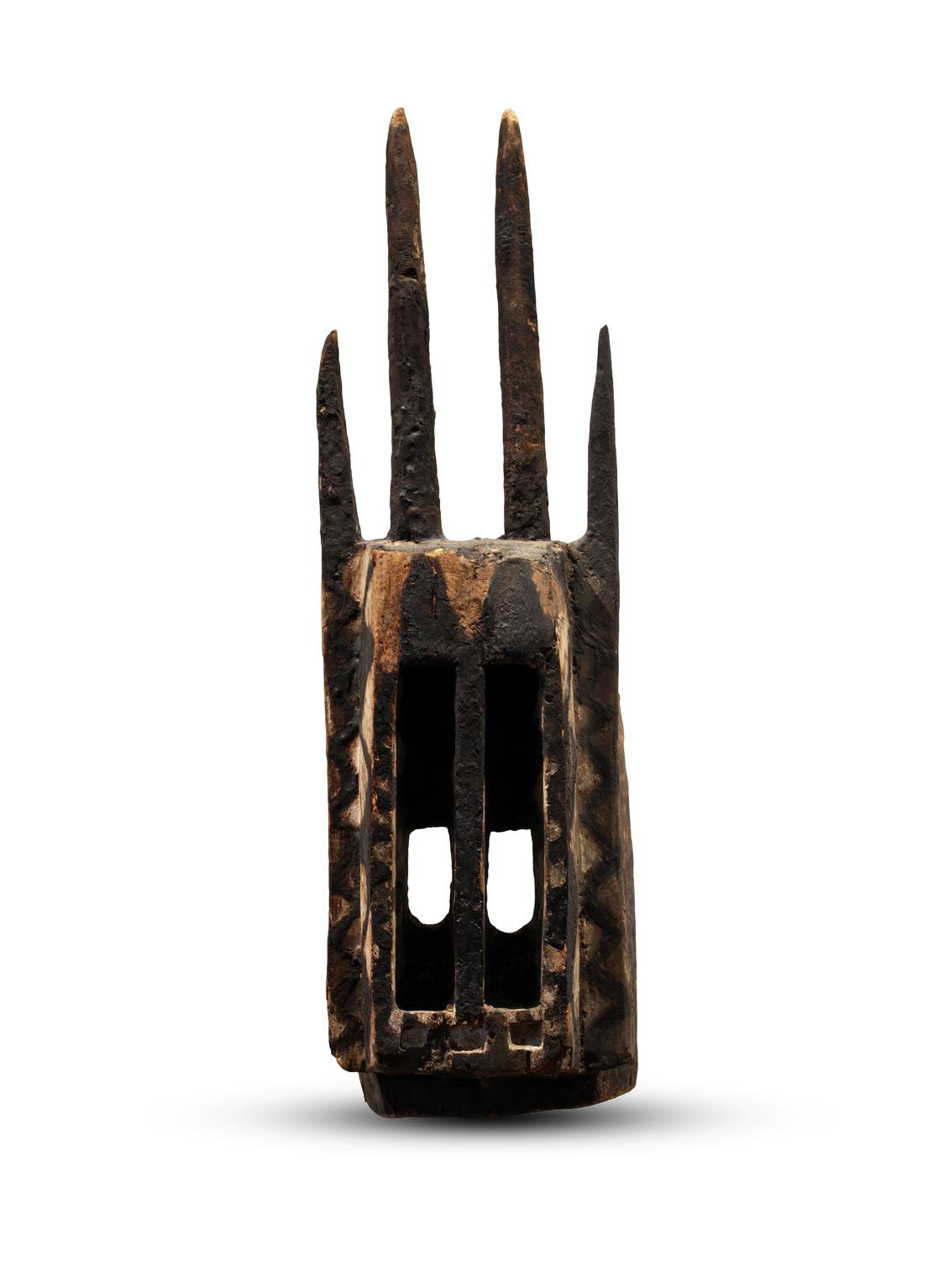 maska antilopy dogon mali