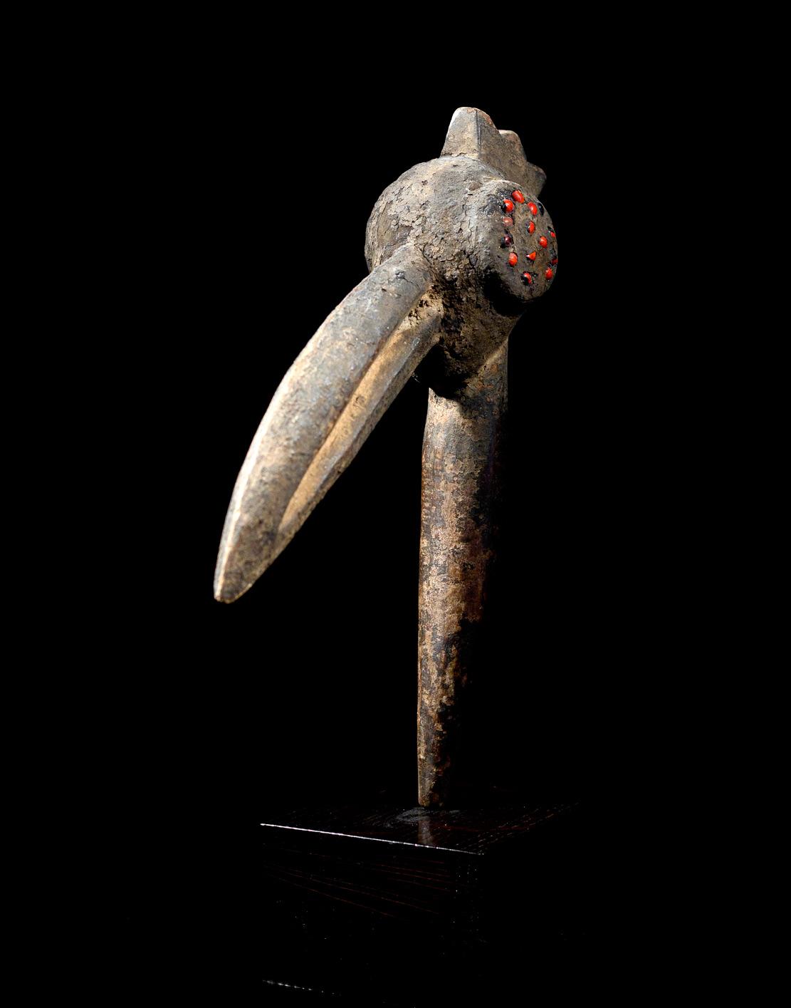 ritualni objekt burkina faso