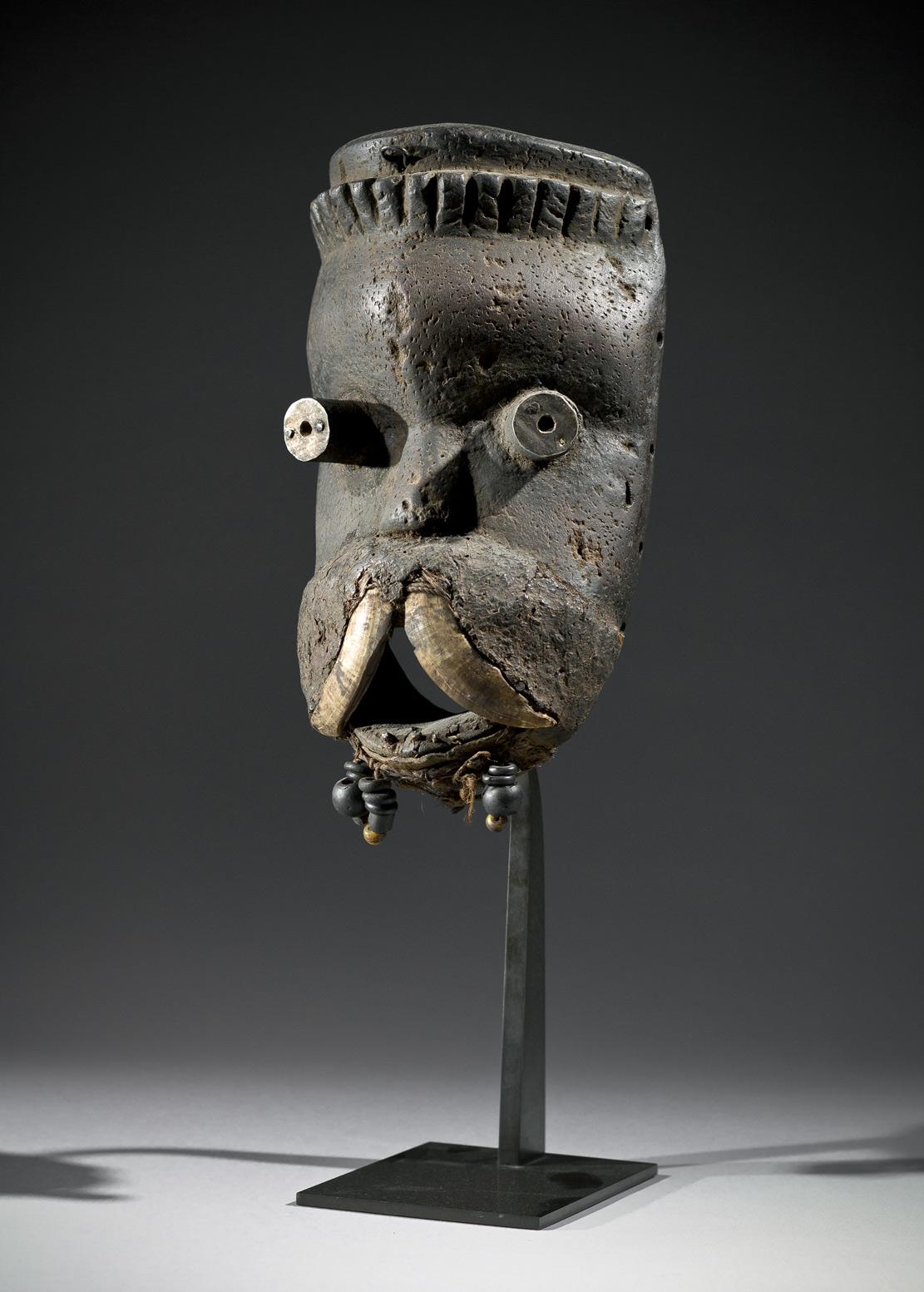 africka maska kmene gere