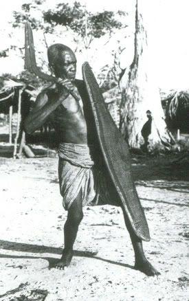 africky stit